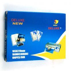 ÉP PLASTIC A5 80MIC Liên Hệ: (028) 3.5164578 - 3.5164579