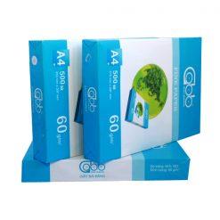 GIẤY BAI BANG A4 60 GSM Liên Hệ: (028) 3.5164578 - 3.5164579