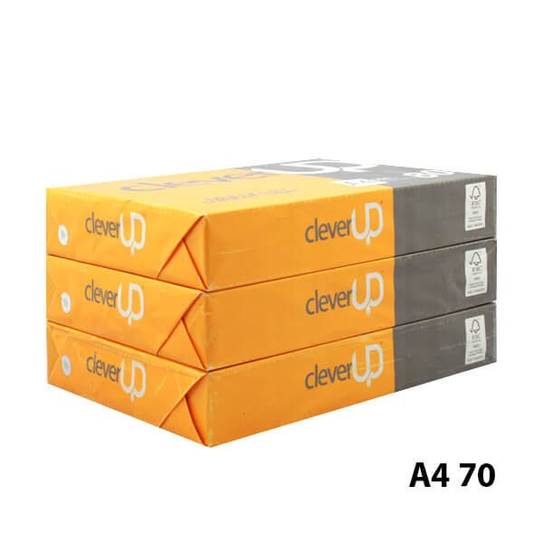 GIẤY CLEVER UP A4 70 GSM TẠI HCM