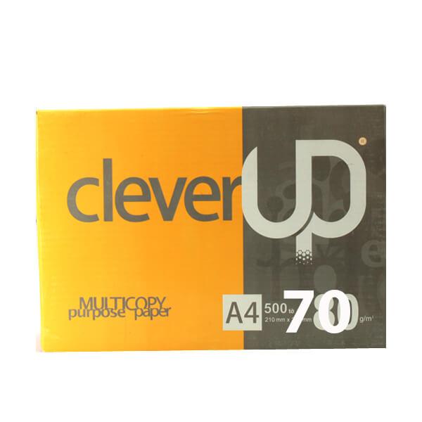 PHÚC THỊNH CUNG CẤP GIẤY CLEVER UP A4 70 GSM