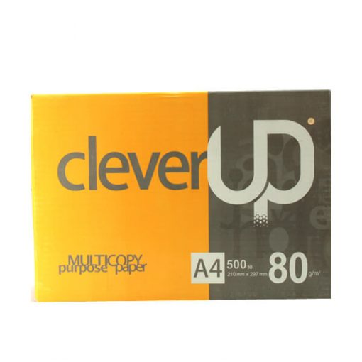GIẤY CLEVER UP A4 80 GSM TẠI HCM