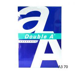 GIẤY DOUBLE A A3 70 GSM GIÁ RẺ