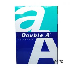 GIẤY DOUBLE A A4 70 GSM GIÁ RẺ