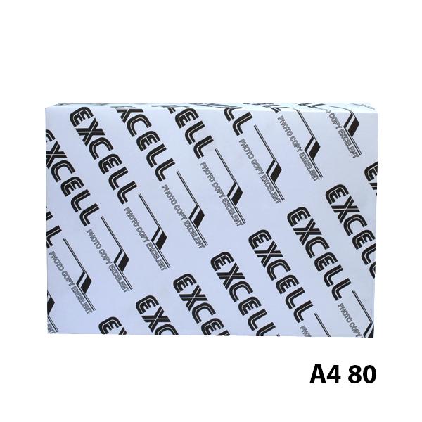 GIẤY EXCEL A4 80 GSM NẰM NGANG Liên Hệ: (028) 3.5164578 - 3.5164579