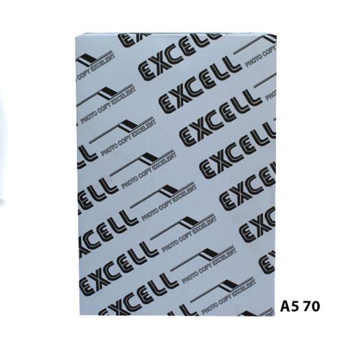 GIẤY EXCEL A5 70 GSM Liên Hệ: (028) 3.5164578 - 3.5164579