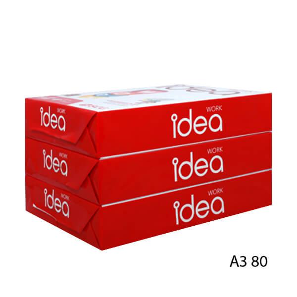 GIẤY IDEA A3 80 GSM TAI HCM