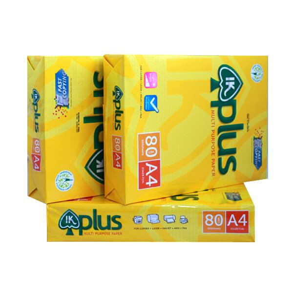 GIẤY IN CHẤT LƯỢNG TỐT IK PLUS A4 80 GSM