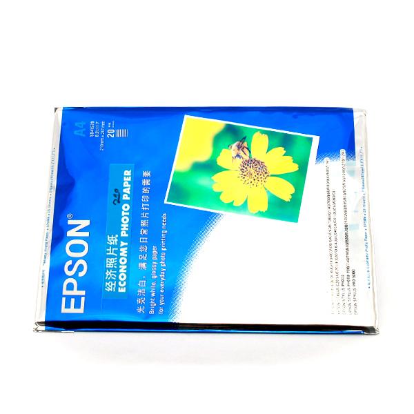 GIẤY IN ẢNH EPSON A4 210 GSM 20 TỜ XẤP Liên Hệ: (028) 3.5164578 - 3.5164579