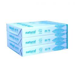 GIẤY CAO CẤP NATURAL A4 70 GSM