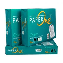 GIẤY PAPER ONE A3 70 GSM CAO CẤP