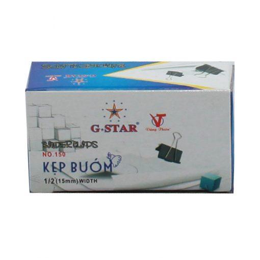 KẸP BƯỚM G-STAR 15MM Liên Hệ: (028) 3.5164578 - 3.5164579