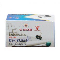 KẸP BƯỚM G-STAR 19MM Liên Hệ: (028) 3.5164578 - 3.5164579