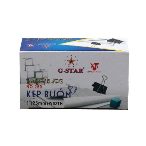 KẸP BƯỚM G-STAR 25MM Liên Hệ: (028) 3.5164578 - 3.5164579