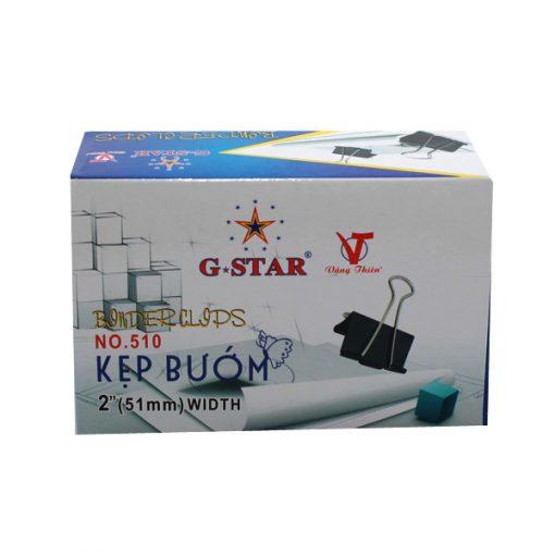 KẸP BƯỚM G-STAR 51MM Liên Hệ: (028) 3.5164578 - 3.5164579
