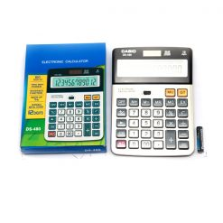 MÁY TÍNH TQ CASIO DS 480 Liên Hệ: (028) 3.5164578 - 3.5164579