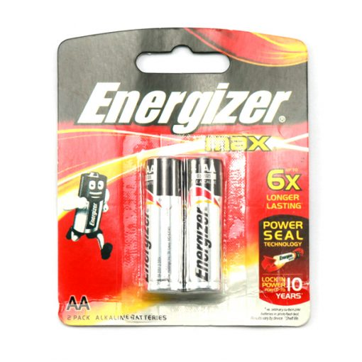 PIN ENERGIZER 2A Liên Hệ: (028) 3.5164578 - 3.5164579