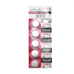PIN MAXELL CR2032 Liên Hệ: (028) 3.5164578 - 3.5164579