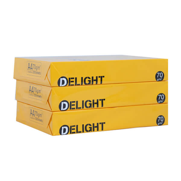 GIẤY DELIGHT A4 70 GSM CUNG CẤP SỈ