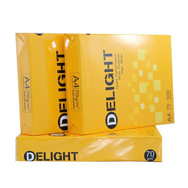 GIẤY DELIGHT A4 70 GSM PHOTOCOPY