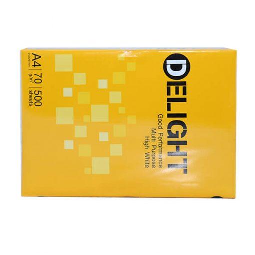 GIẤY DELIGHT A4 70 GSM TẠI PHÚC THỊNH