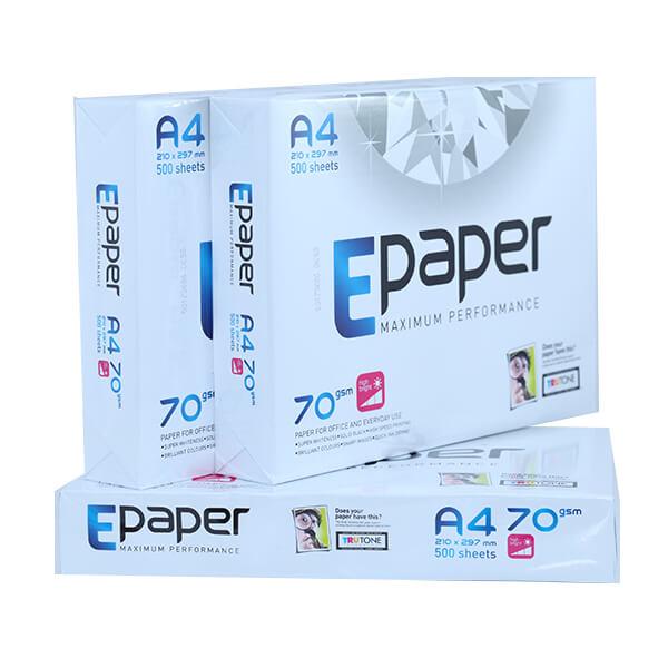 GIẤY EPAPER A4 70 GSM TẠI PHÚC THỊNH