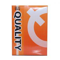 GIẤY QUALITY A4 70 GSM GIA RE