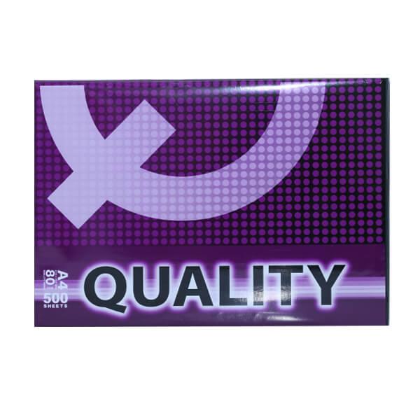 GIẤY QUALITY A4 80 GSM CAO CẤP